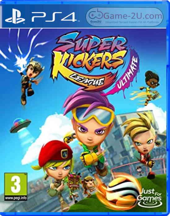 Super Kickers League PS4 PKG