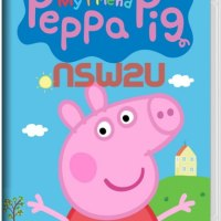 My Friend Peppa Pig Switch NSP NSZ