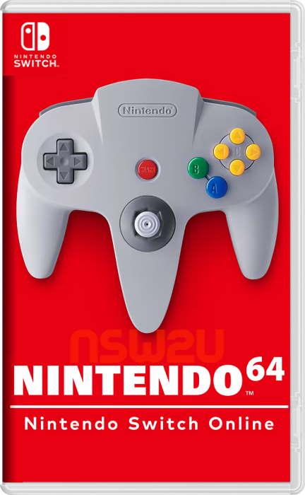 Nintendo 64 – Nintendo Switch Online NSP