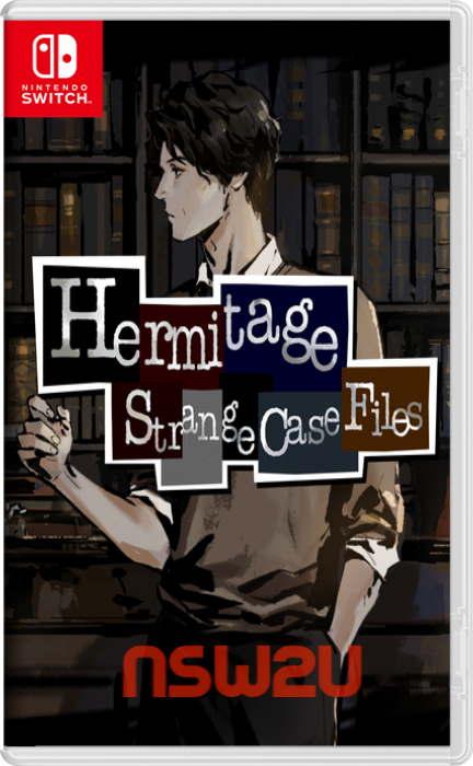 Hermitage: Strange Case Files Switch NSP
