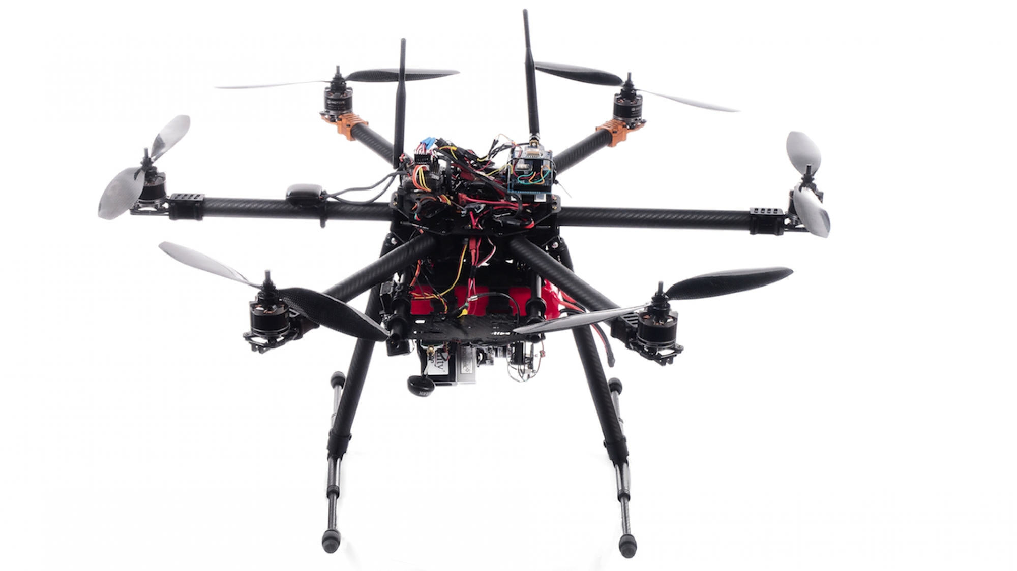This Drone Monitors Radiation So Humans Don T Have To