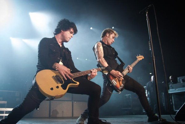 Green Day and Rancid's Tim Armstrong Played a Bunch of ...