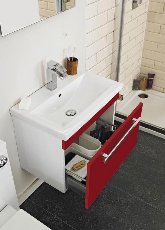 Colourful Bathroom Furniture Ideas