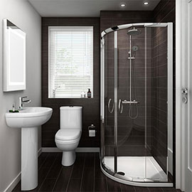 En Suite Ideas Big Ideas For Small Spaces Victorian Plumbing