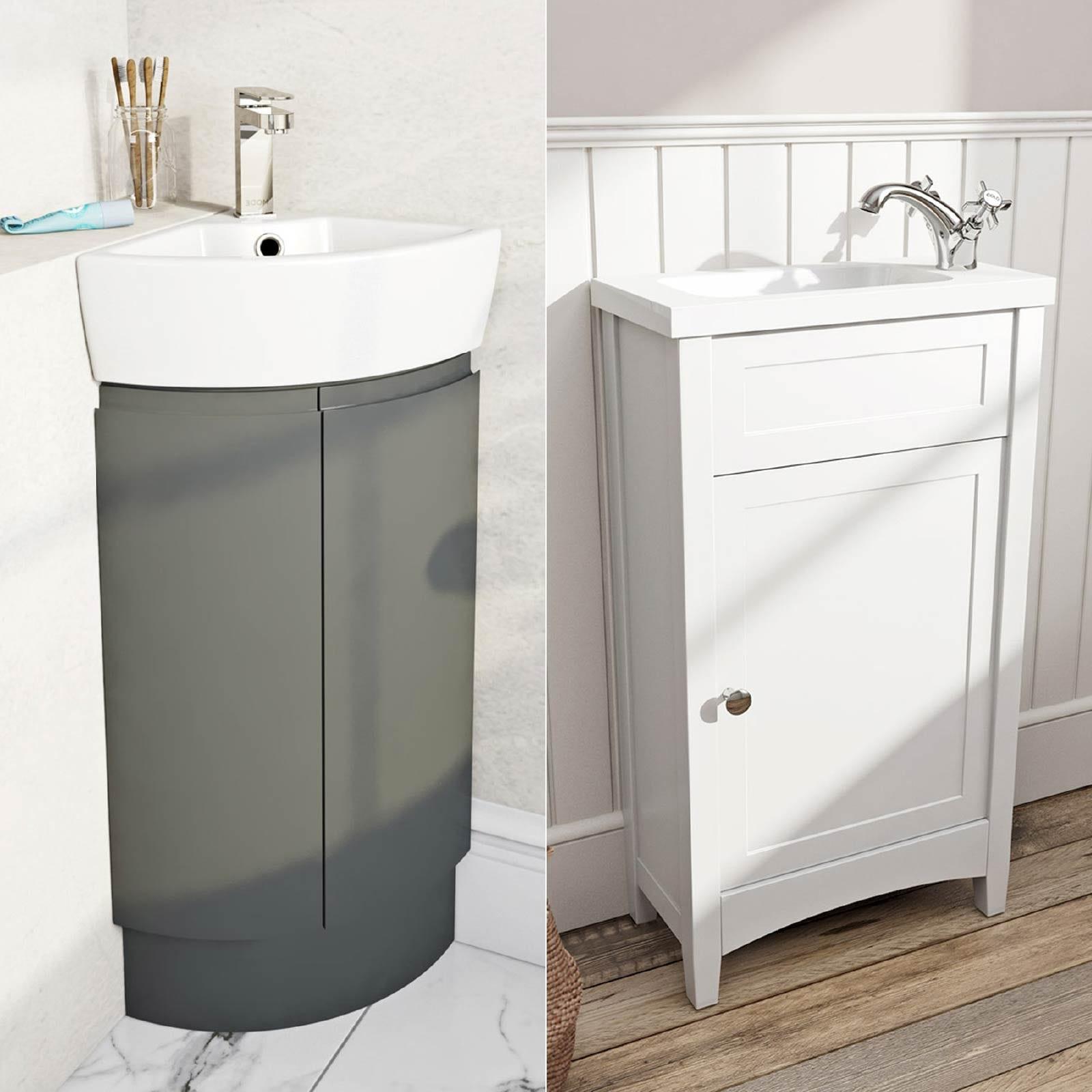 bathroom vanity units buying guide