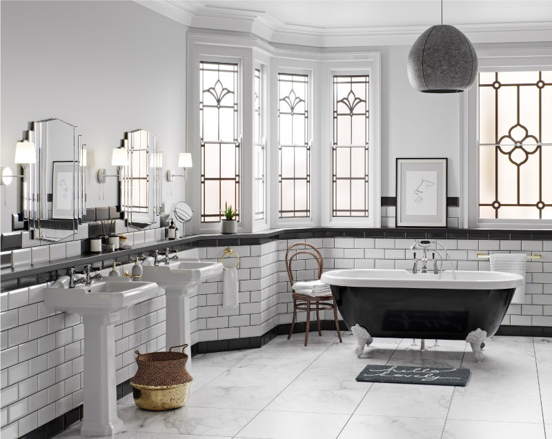 10 Elegant Traditional Bathroom Ideas Victoriaplum Com