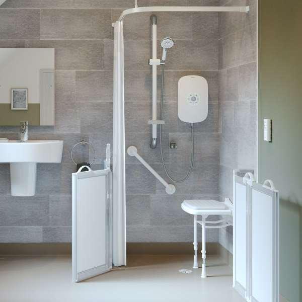 akw shower curtain 1800 x 2100