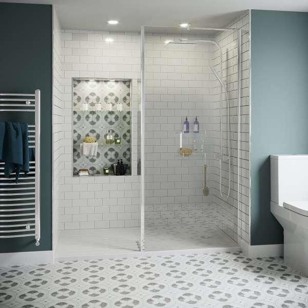toledo eva traditional matt wall and floor tile 200mm x 200mm