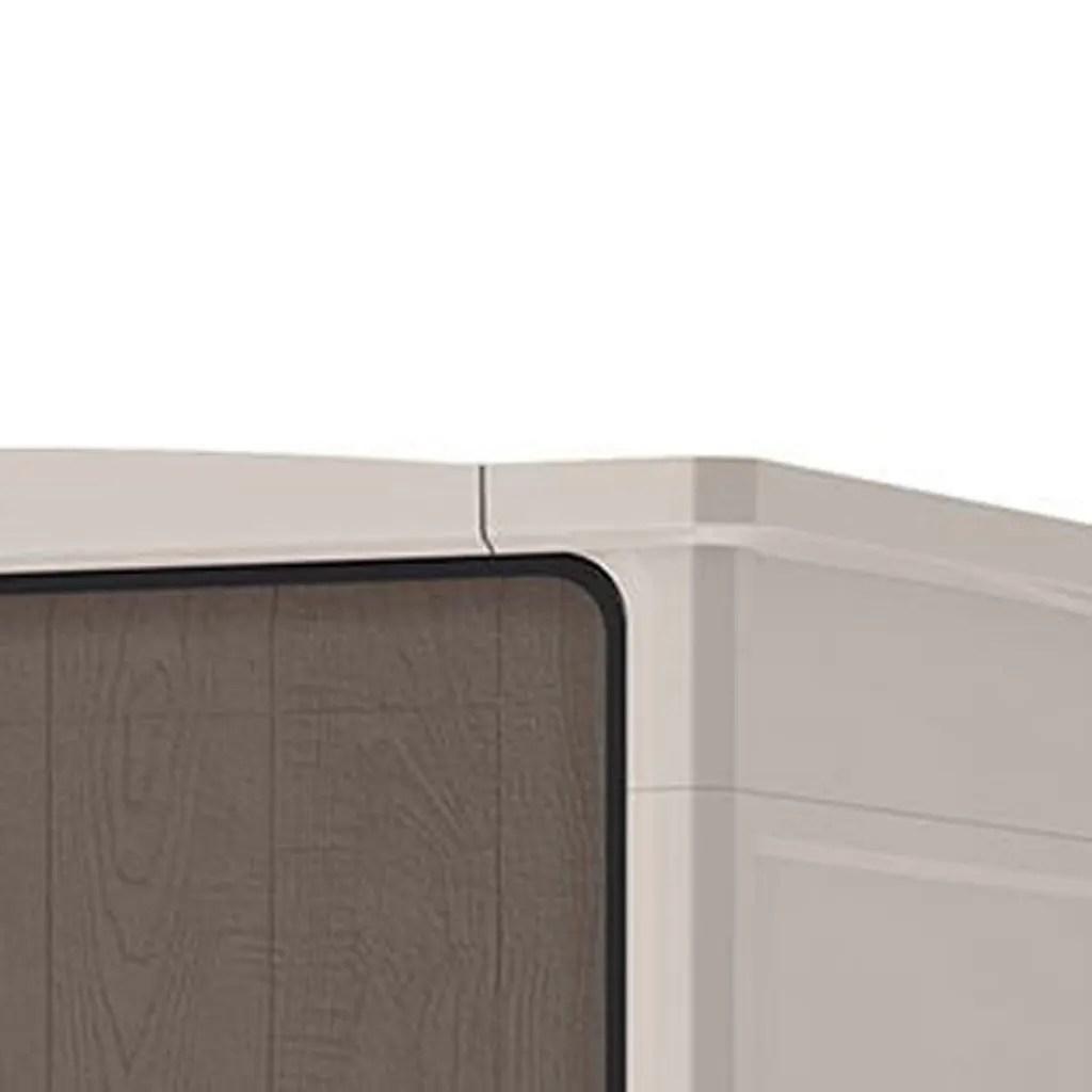 Keter Storage Cabinet Optima Wonder Outdoor