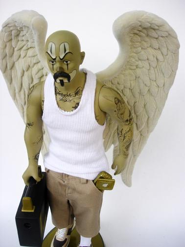 Mister Cartoon - Lost Angel, Brown Pride Edition