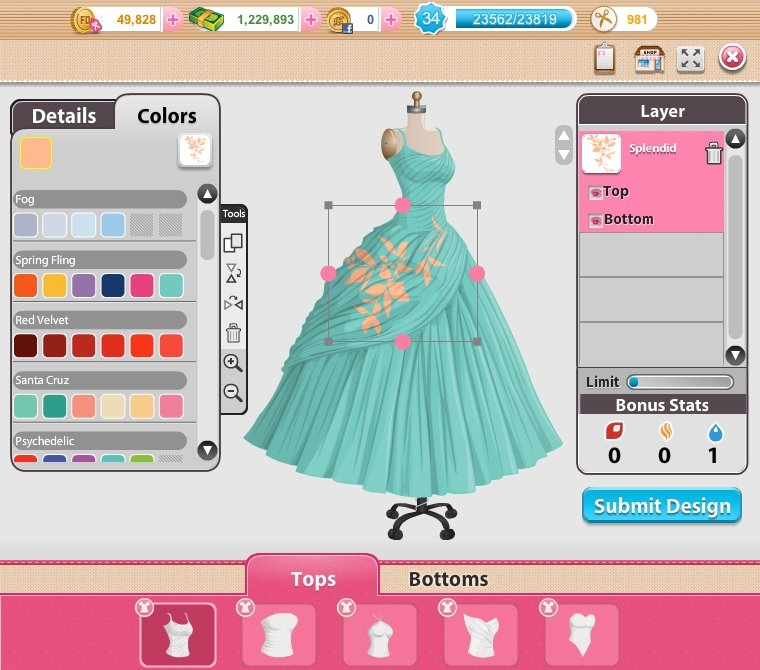 Barbie Fashion Designer Game I Can Be