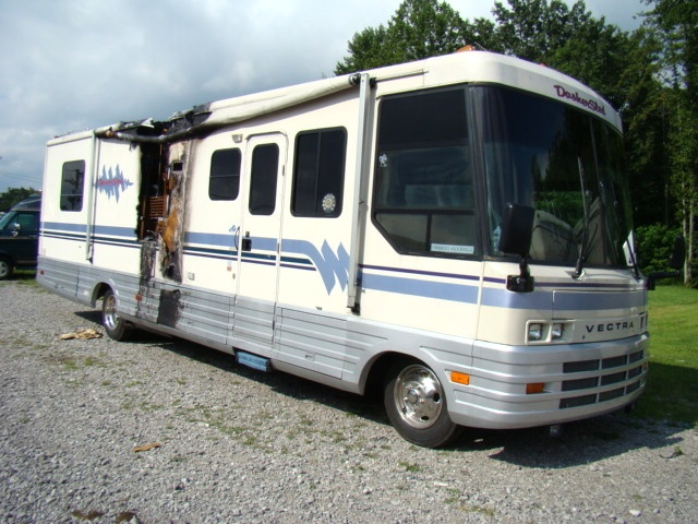Used RV Parts WINNEBAGO VECTRA RV PARTS FOR SALE 1994 Used