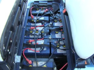 Used RV Parts 2010 Zone Electric Car  Cart For Sale ATV