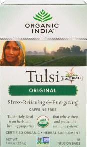 Organic India - Tulsi Holy Basil Tea