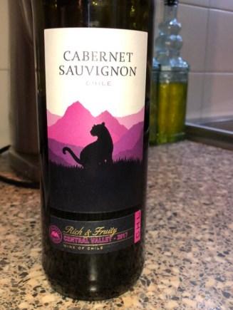 Cimarosa Cabernet Sauvignon 2017 | Wine Info