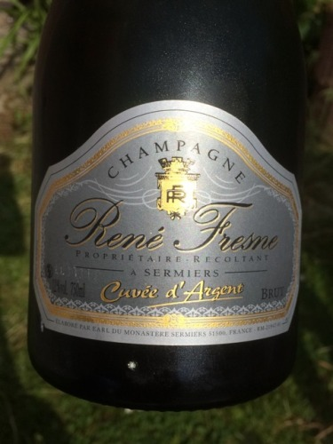 Rene Fresne Cuve D Argent A Sermiers Champagne Brut