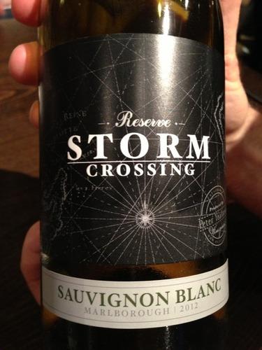 Storm Crossing Reserve Sauvignon Blanc Wine Info
