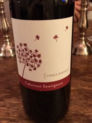Three Wishes Cabernet Sauvignon 2014 Wine Info