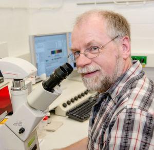 Michael Hollmann hat mit seinem Team Details über Autoimmun-Krankheiten des Gehirns herausgefunden.