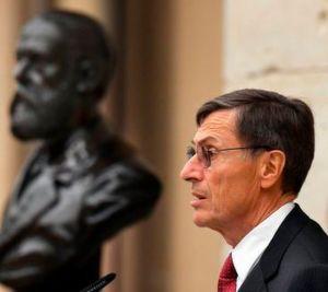 Prof. Dr. Alberto Mantovani anlässlich der Verleihung des Robert-Koch-Preis 2016.