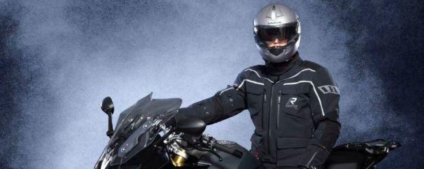 Das Rukka-Motorsport-Design-Team bekam von der Jury den einzigen Preis für ein Produkt aus dem Bereich Motorradbekleidung zugesprochen.