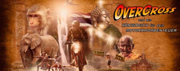 SW-Motech und Overcross schicken einen auserwählten Endurofahrer oder -fahrerin für sieben Tage auf eine Motorrad-Offroad-Reise durch den Norden Thailands.