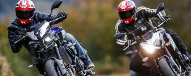 Der vom Motorsport inspirierte Michelin Power RS richtet sich vor allem an Fahrer von Supersportlern und Power Naked Bikes.