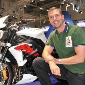 Darko Pehar verabscheidet sich offiziell von seinem Posten als General Manager bei Triumph Motorrad Deutschland.