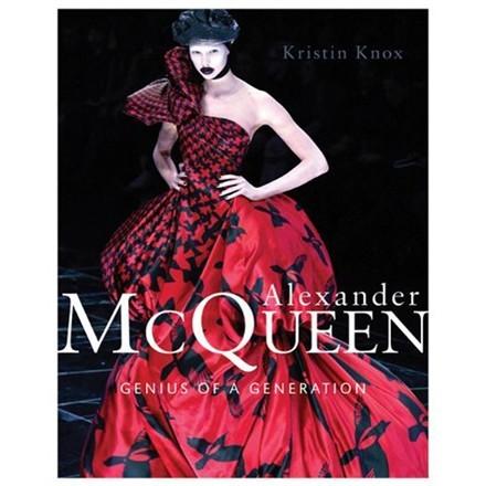 A book to celebrate Mc Queen