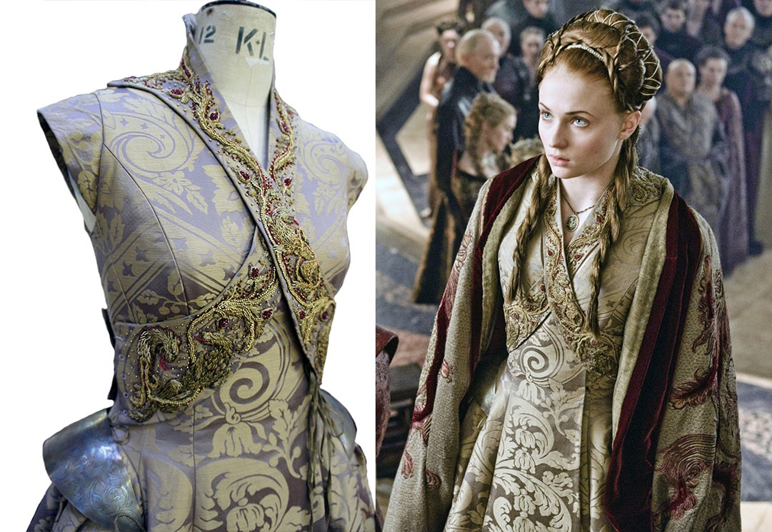 joffrey and margaery wedding