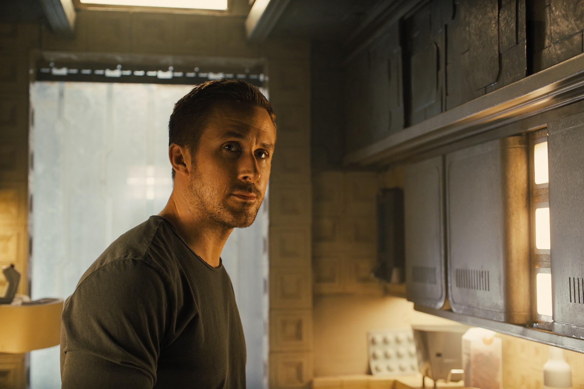 K (Ryan Gosling) in Denis Villeneuve's Blade Runner 2049