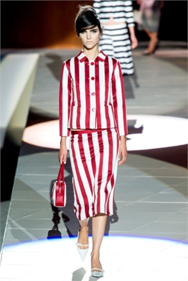 Image result for red and white stripes runway