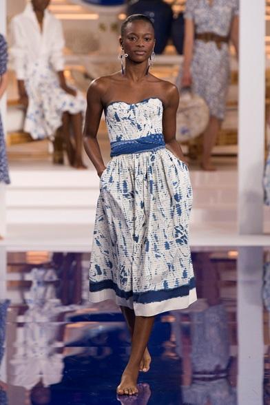 Sfilata Ralph Lauren New York Collezioni Primavera