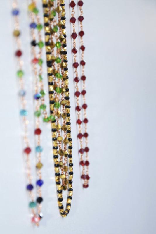 La collana solidale di Momonì