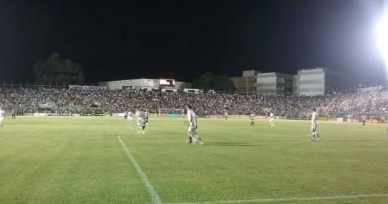 Botafogo-PB segura o Ceará e vai às oitavas de final da Copa do Brasil
