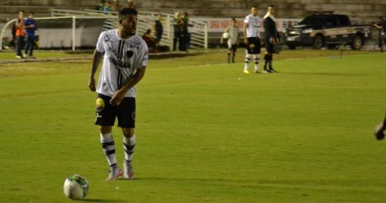 Atacante defende desempenho ofensivo do Botafogo-PB e espera vitória contra o Remo