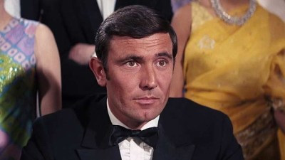 George Lazenby got mixed reviews as James Bond in On Her Majesty's Secret Service