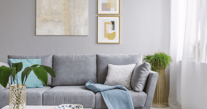Living Room Colors We Are Seeing