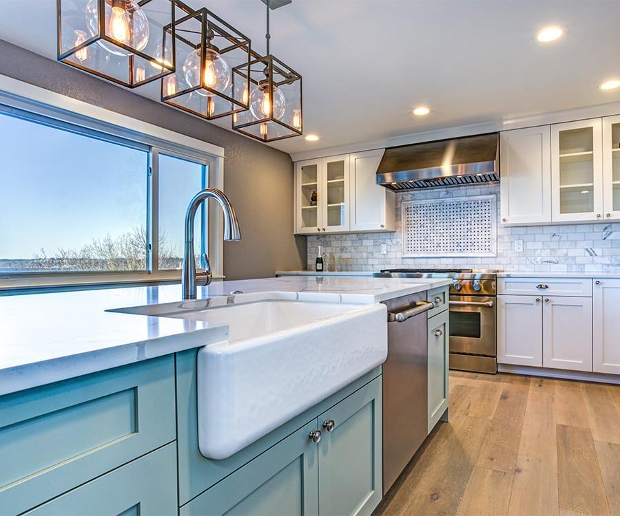 farmhouse style kitchen design ideas to