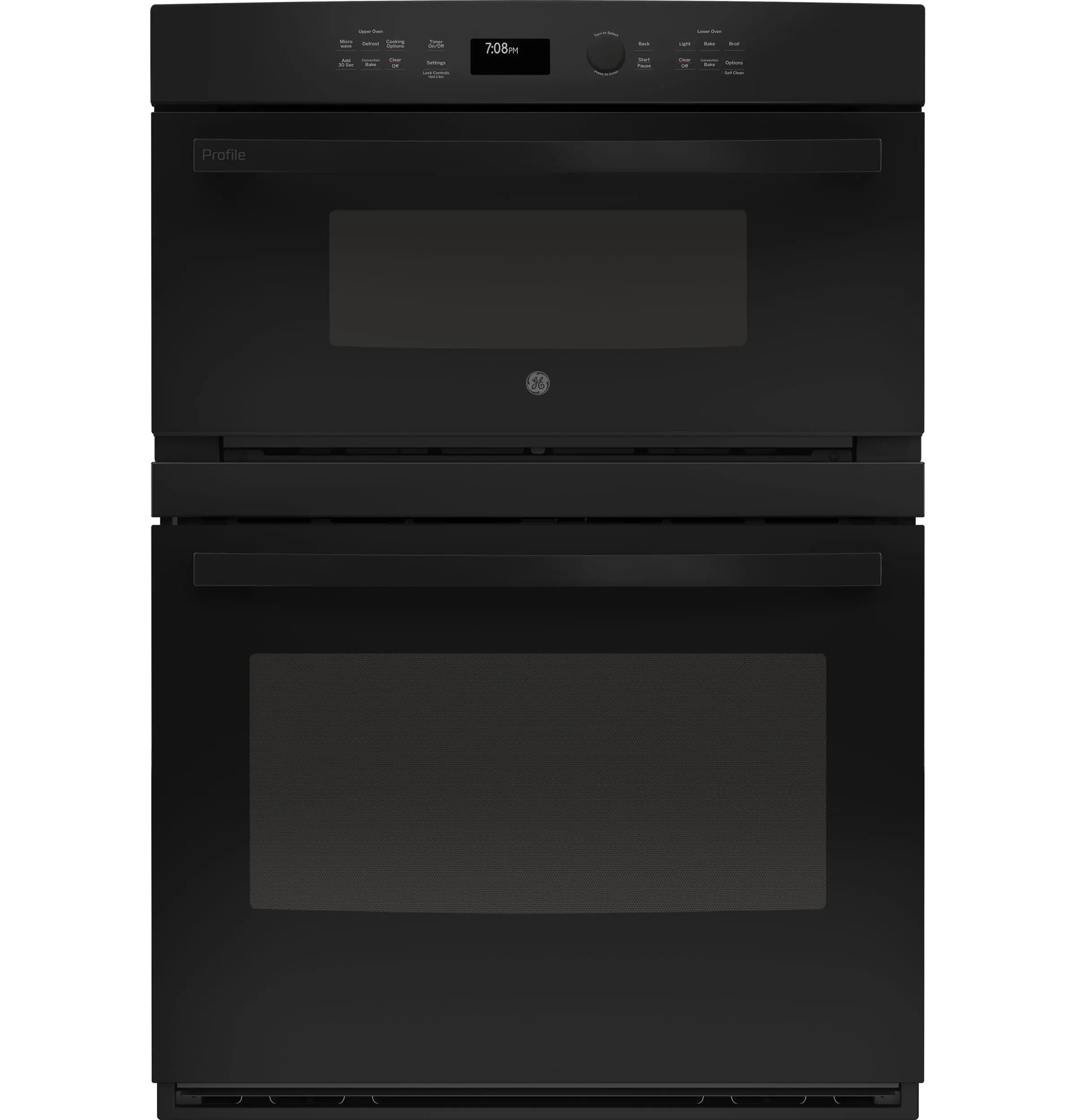 ge profile 30 built in combination convection microwave convection wall oven