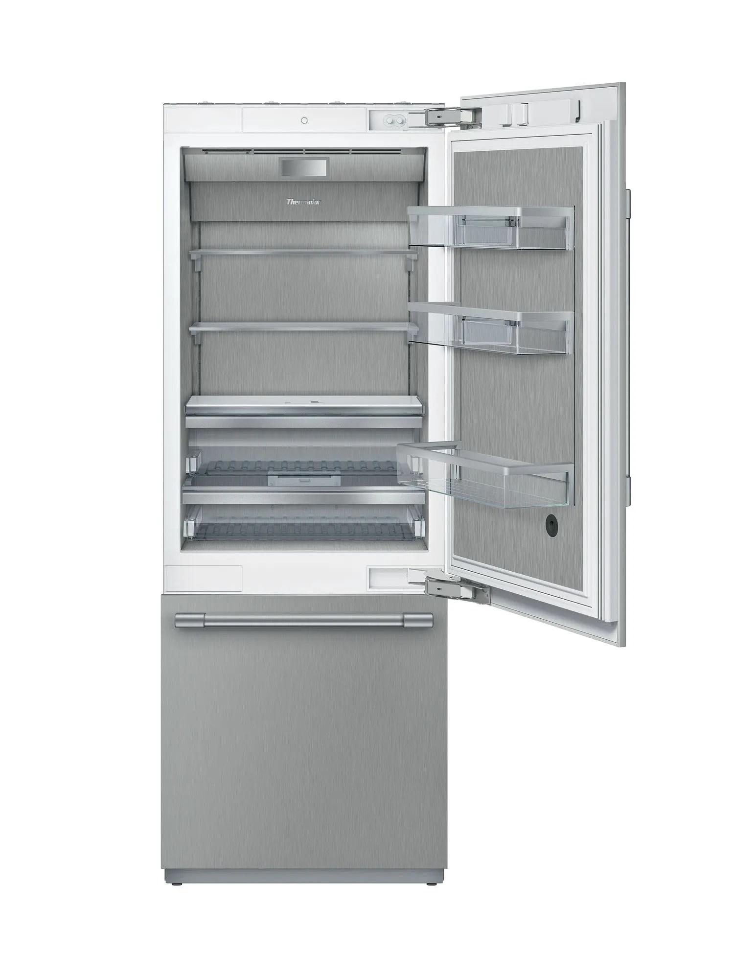 Built-in Two Door Bottom Freezer 30'' Professional