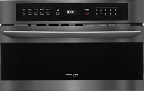 Gallery 30'' Built-In Microwave Oven with Drop-Down Door