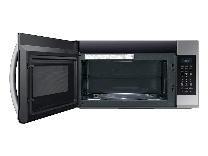 1 9 cu ft over the range microwave with sensor cooking in stainless steel
