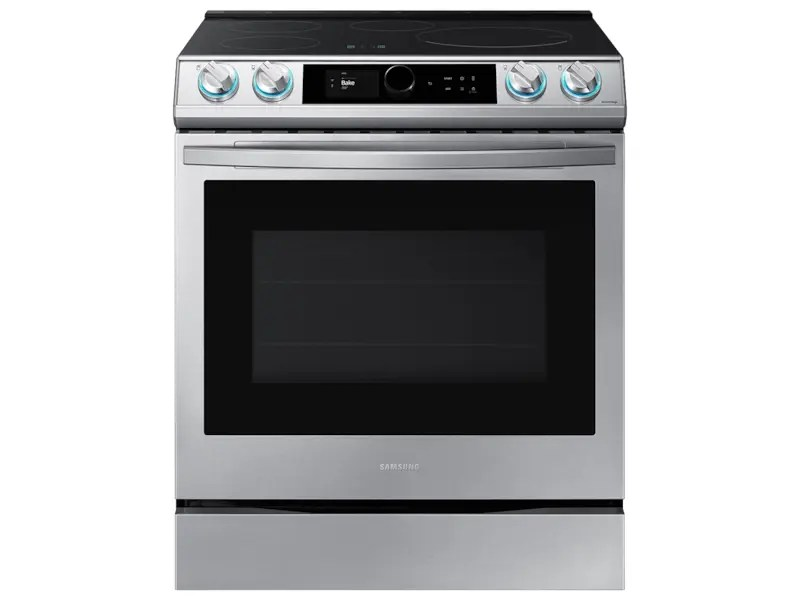 6.3 cu. ft. Smart Slide-in Induction Range with Smart Dial & Air Fry in Stainless Steel