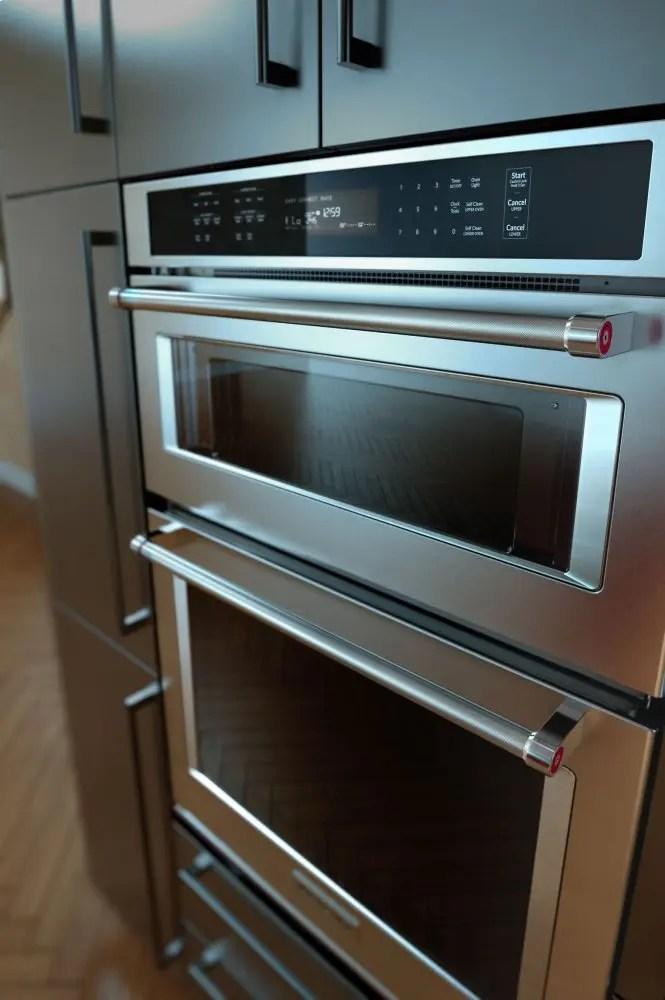 kitchenaid 30 combination wall oven