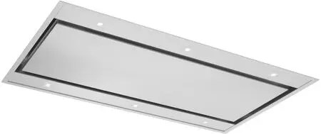 Vertice Ceiling Mount Hood with 560 CFM LED Lighting in Stainless Steel