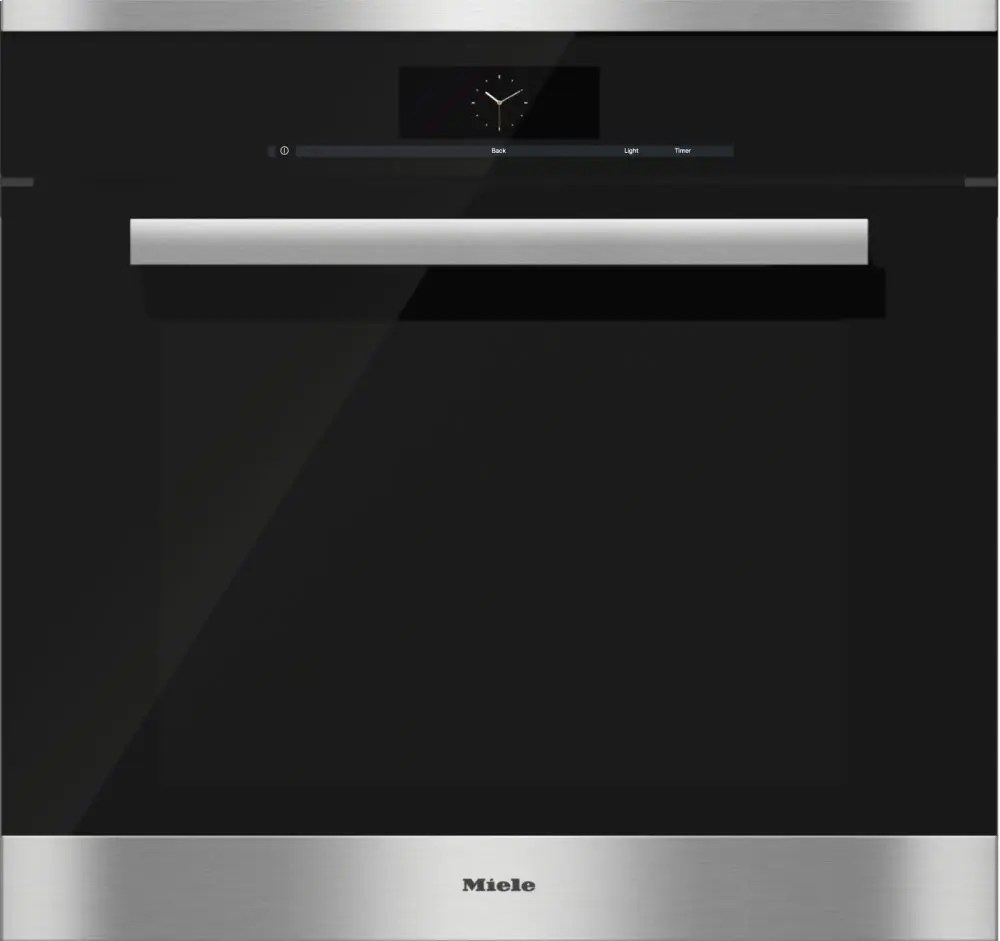 H 6880-2 BP - 30 Inch Convection Oven - The multi-talented  for the highest demands.