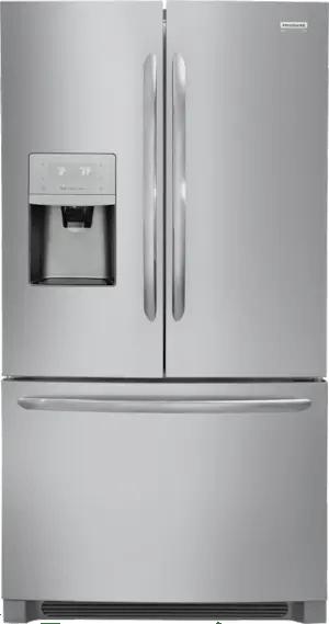 Gallery 21.7 Cu. Ft. Counter-Depth French Door Refrigerator