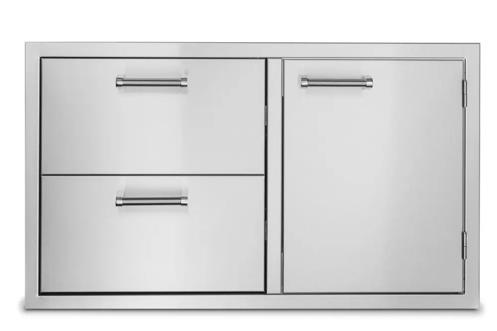 """36"""" Double Drawer and Access Door Combo - VOADDR5361SS"""