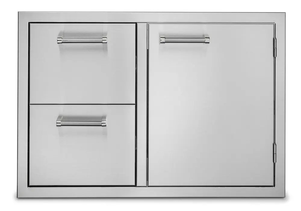 """30"""" Double Drawer and Access Door Combo - VOADDR5301SS"""